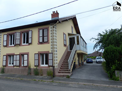 MAISON COMPOSEE DE 2 APPARTEMENTS PROCHE HERICOURT